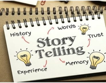 Le Storytelling : raconter pour prospecter