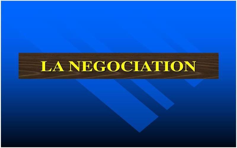 negocier