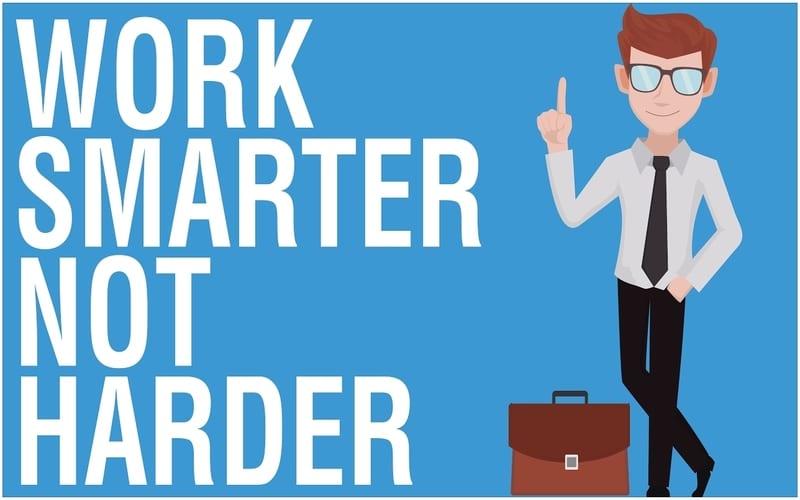 Networking-work-smarter