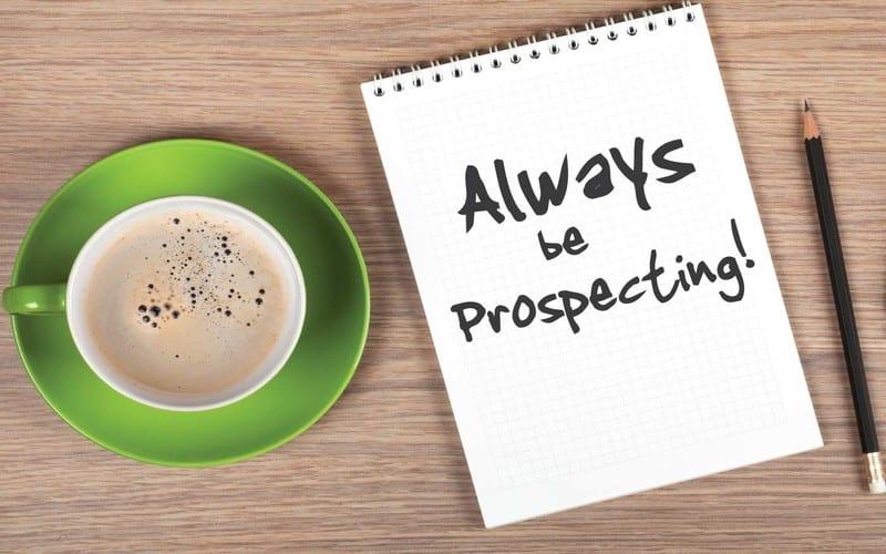 prospection