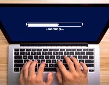 temps de chargement site web