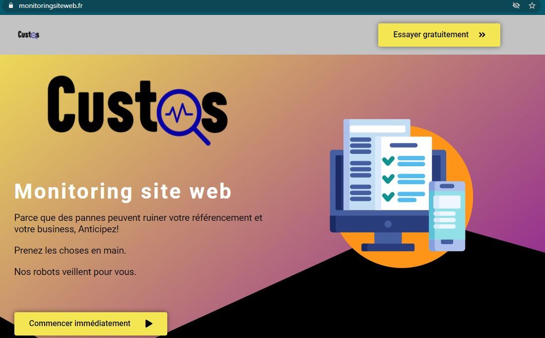 monitoringsiteweb cutos