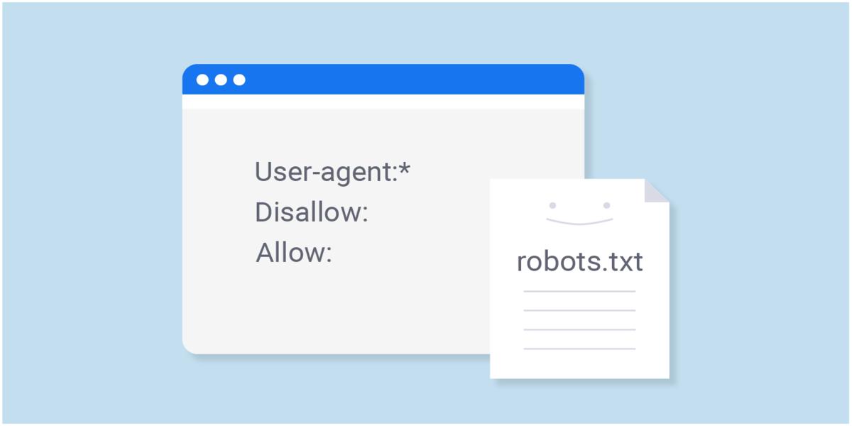 exploration et indexation robots txt